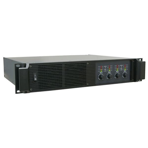 Co-Fusion (コフュージョン) パワーアンプ S-2.5-4 (出力4Ω:4x280W)