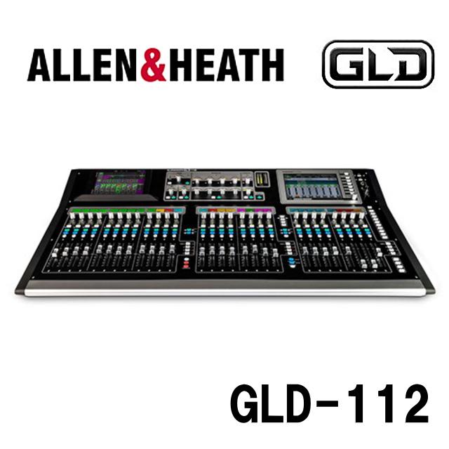 ALLEN & HEATH デジタルミキサー GLD2-112 GLD-112