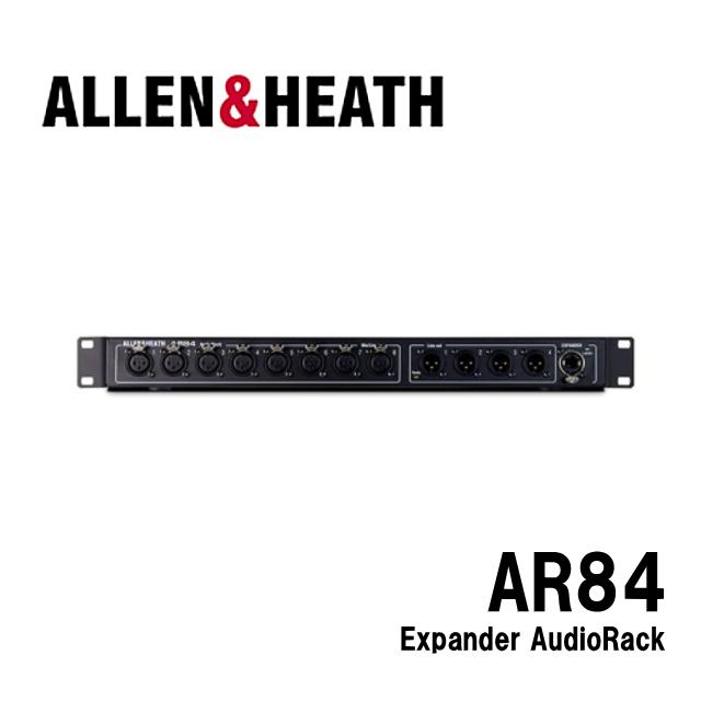 ALLEN & HEATH AudioRack AR84 AR0804