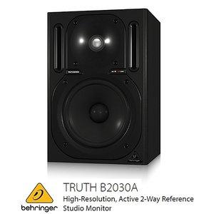 BEHRINGER/べリンガー B2030A TRUTH 6.75インチ2-Wayパワードモニタースピーカー