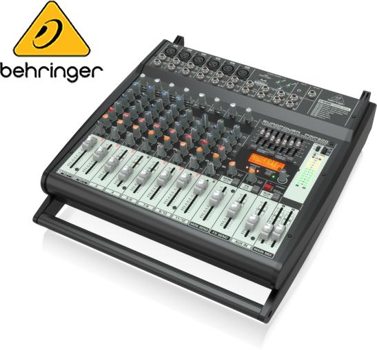 BEHRINGER/べリンガー パワード・ミキサー PMP500 EUROPOWER