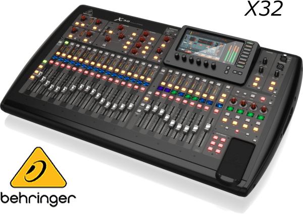 Behringer/ベリンガー デジタル・ミキサー X32