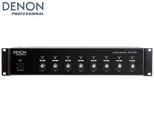 DENON デノン DN-508A 8チャンネル・マルチゾーン・パワーアンプ DN-508A