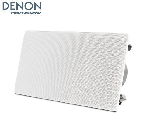 DENON/デノン 5.25インチ天井/壁面埋め込み型2ウェイスピーカー DN-205W