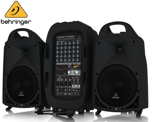 BEHRINGER(ベリンガー)ポータブルPAシステム PPA2000BT EUROPORT