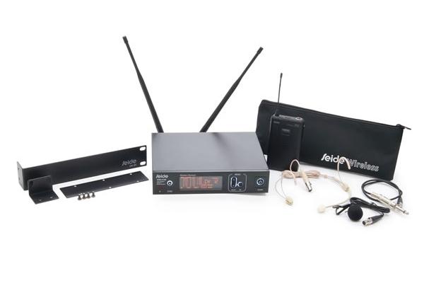 SEIDE(ザイド)ワイヤレスマイクシステム『TDW/ベルトパックセット』
