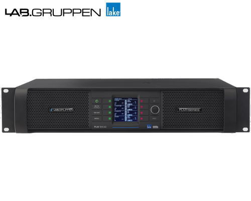 LAB.GRUPPEN(ラブグルッペン) PLM 12K44 4chパワーアンプ スピコン仕様