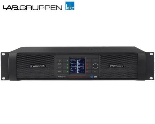 LAB.GRUPPEN(ラブグルッペン) PLM 20K44/BP 4chパワーアンプ バインディングポスト仕様