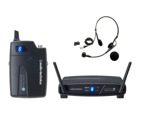 audio-technica  ATW-1101/H ヘッドセット型 デジタルワイヤレス