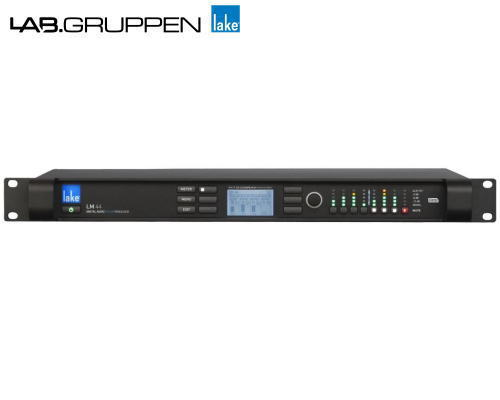 LAB.GRUPPEN(ラブグルッペン) Lake LMシリーズ LM26 プロセッサー