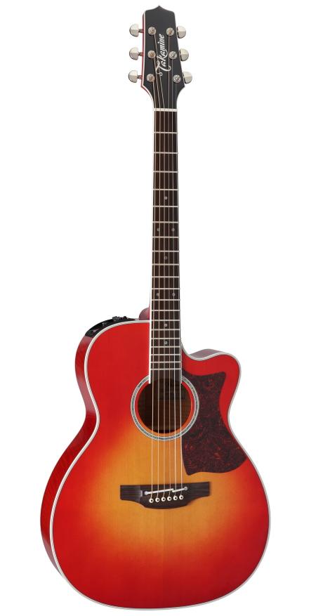 Takamine / タカミネ エレアコギター TDP751C CYS(ハードケース付)