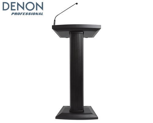 DENON アクティブスピーカー内蔵マルチメディア・プレゼンテーション用演台 Lectern Active デノン