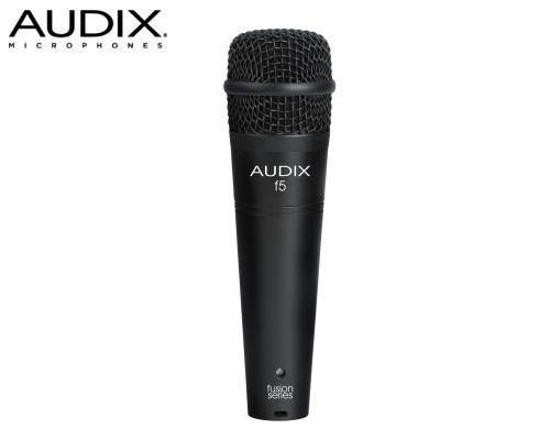 AUDIX(オーディックス)楽器用ダイナミック型マイクロホン f5 【国内正規品】