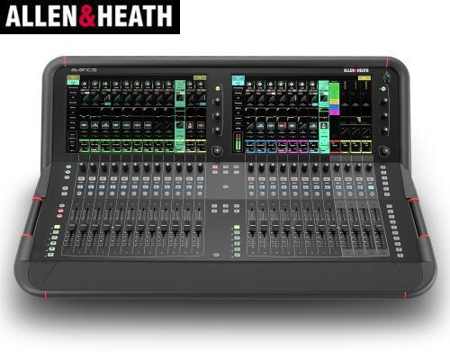ALLEN&HEATH Avantis /(A&H)アレン&ヒース(アレヒ) デジタルミキサー