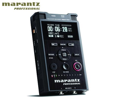 marantz professional PMD661MKIII(マランツプロフェッショナル)ポータブルレコーダー
