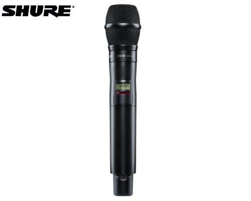 SHURE AD2/K9B-Z16 AXTデジタルワイヤレス1.2GHz帯 ハンドヘルド型送信機 KSM9ヘッド