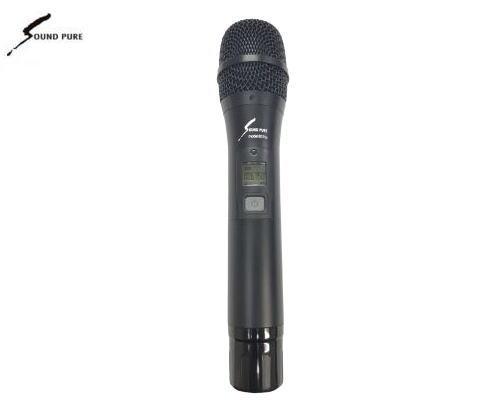 Soundpure サウンドピュア ハンドヘルド型送信機 限定タイムセール B帯 蔵 H-8011-2