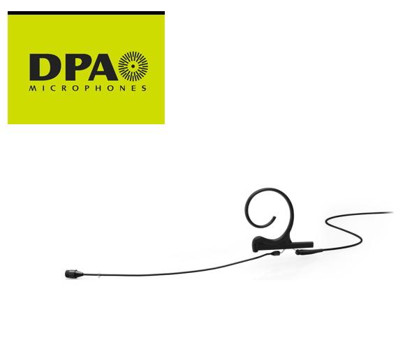 DPA CORE4266-OC-F-B03-LE シングルイヤー・ヘッドセット・マイクロホン ロングブーム 3pin LEMO/黒