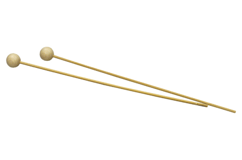 贈答 木琴バチ 木製バチ 竹製柄 メーカー再生品
