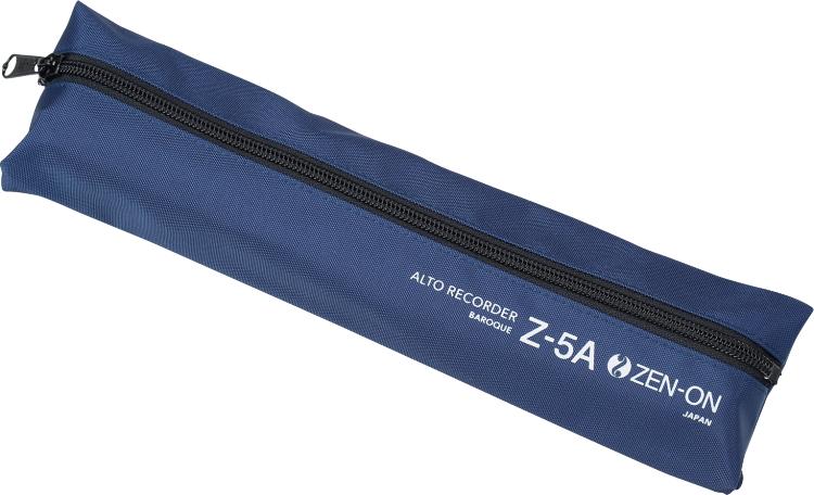 高価値 ZEN-ON ゼンオン 10%OFF リコーダー用ソフトケースのみ Z-5A用アルト