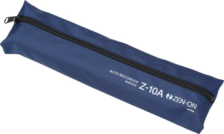 ZEN-ON ゼンオン 通信販売 Z-10A用アルト リコーダー用ソフトケースのみ 2020A W新作送料無料