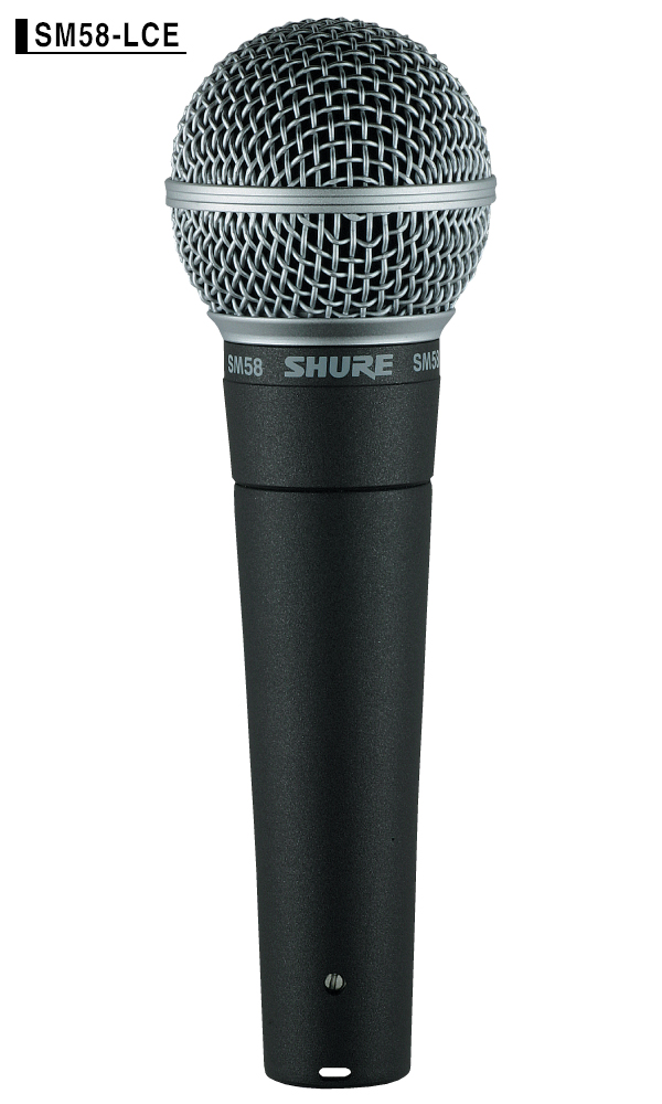SHURE SM58-LCE 正規輸入品