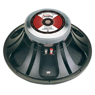 Soundking 12 인치 서브우퍼 교환 단위 FB1203H