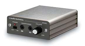 audio-technica 感謝価格 オーディオテクニカAT-HA2 年末年始大決算 ヘッドフォンアンプ