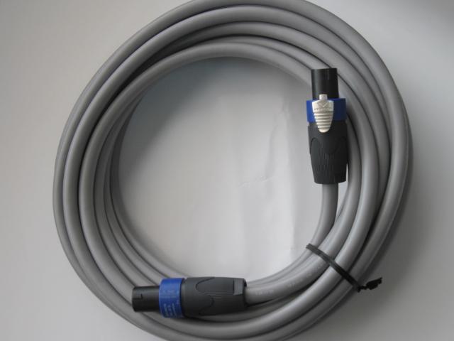【4芯仕様】 CANARE/カナレ スピーカーケーブル/コード スピコン 15M (SC15-NL)