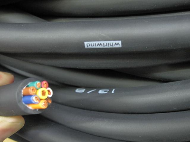 Whirlwind W13-8 8芯音箱电缆1M分开零售