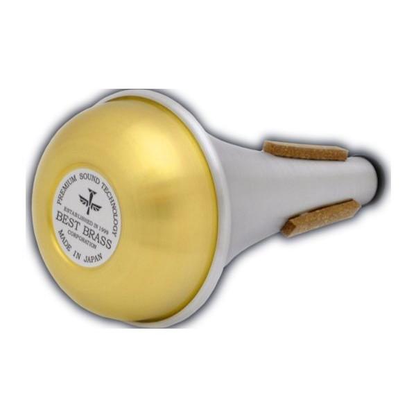 ベストブラス トランペット用ストレートミュート 在庫限り メイルオーダー サウンドトランスフォーマー ブラス