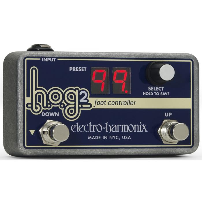 【Electro-Harmonix】HOG2 Foot Controller HOG2専用フットコントローラー【EHX/エレクトロ・ハーモニクス】