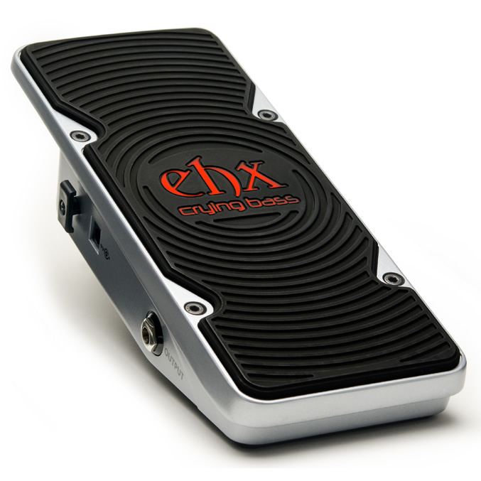 【Electro-Harmonix】Next Step Crying Bass(ネクストステップ・クライングベース) ベース用ワウ/ファズ・ペダル【EHX/エレクトロ・ハーモニクス】