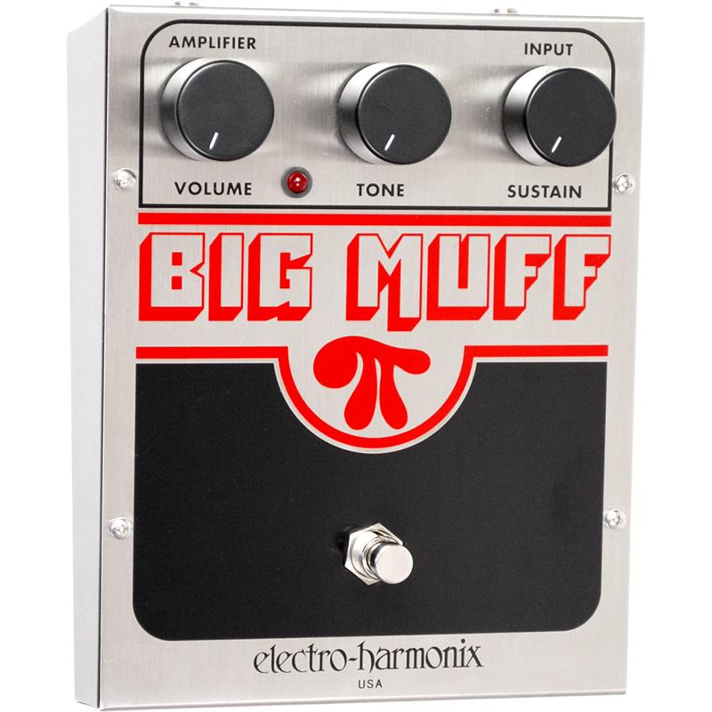 【Electro-Harmonix】Big Muff Pi(ビッグマフ) ディストーション/ファズ【EHX/エレクトロ・ハーモニクス】