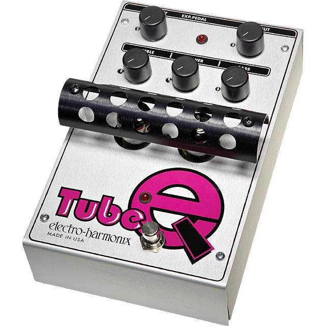 【Electro-Harmonix】Tube EQ(チューブEQ) 真空管搭載イコライザー【EHX/エレクトロ・ハーモニクス】