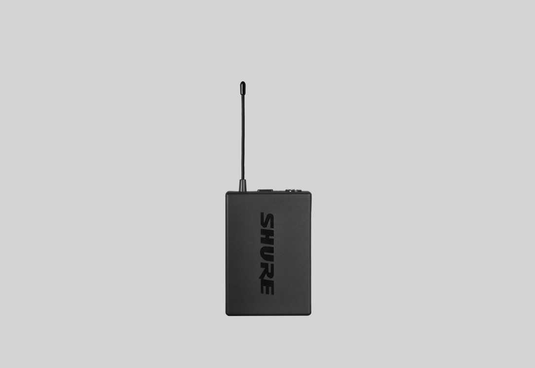 【SHURE/シュアー(正規輸入品)】SHURE:SVX1【ボディーパック型送信機】
