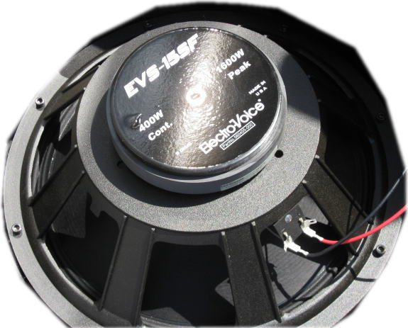EV ZX4交換ウーハーユニット EVS-15SF