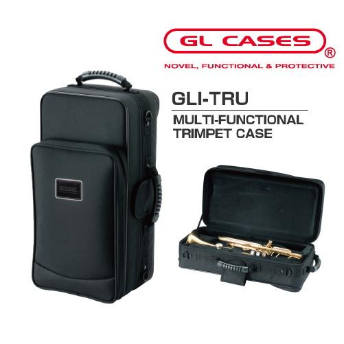 【GL CASES】GLI-TRU トランペット用セミハードケース