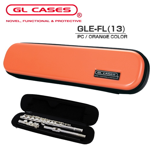 激安正規品 【GL CASES【GL CASES】GLE-FL(13) フルート用】GLE-FL(13) フルート用 ABS樹脂製軽量ハードケース, ツキダテチョウ:74dc68ec --- dou42magadan.ru