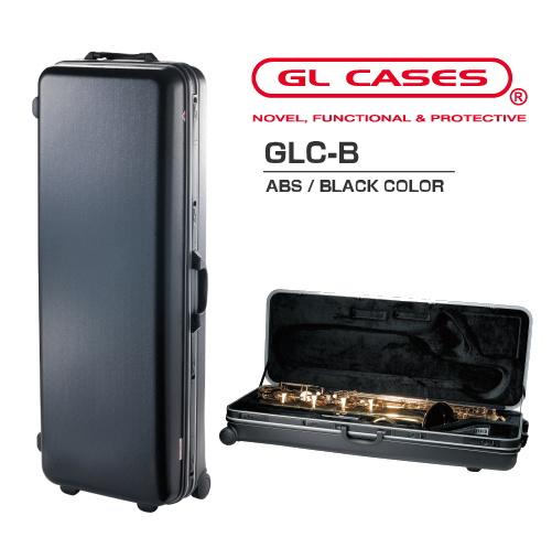 【GL CASES】GLC-B CASES】GLC-B バリトンサックス用 ABS樹脂製キャスター付きハードケース, 東村:d23f9f9e --- atbetterce.com