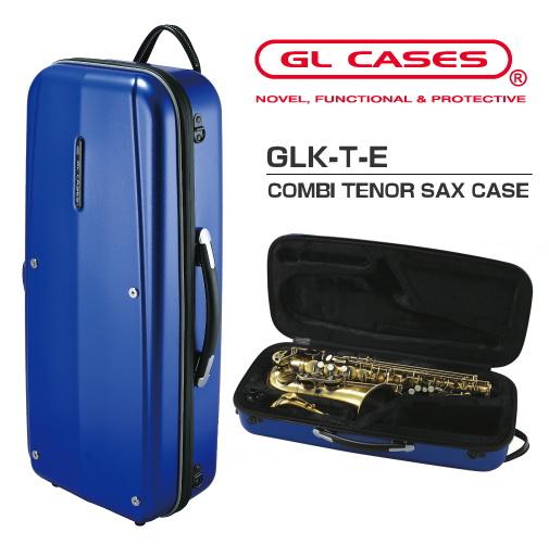 【GL CASES】GLK-T-E テナーサックス用ハードケース