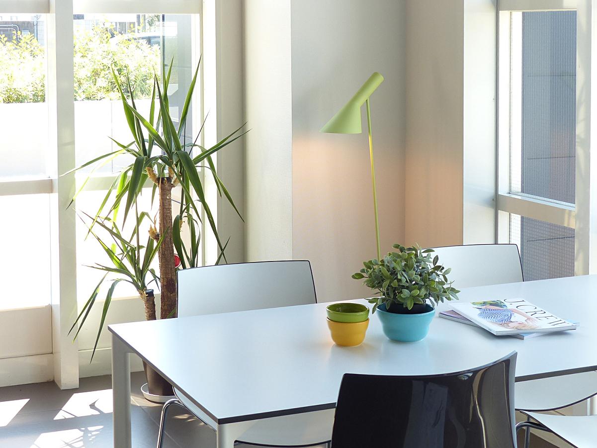 AJ フロアライト ライトグリーン LED電球付 アルネ・ヤコブセン Arne Jacobsen デザイナーズ フロアランプ インテリア照明 ソファ リビング リプロダクト ベッド 寝室 間接照明 北欧 スタンドライト アルネヤコブセン スポットライト フロアスタンド