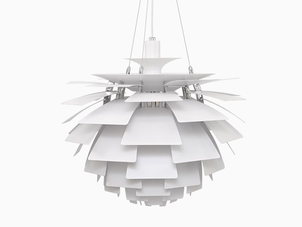 年末年始SALE!! PH 720 ホワイト ペンダントライト ポールヘニングセン Poul Henningsen 北欧 デザイナーズ ペンダントランプ ショールーム シーリングライト 間接照明 リプロダクト 1灯