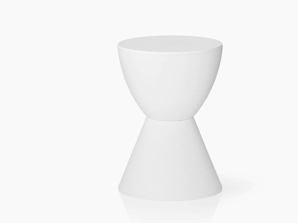 プリンスアハ スツール ホワイト 低価格化 フィリップ スタルク Philippe Starck 収納 売店 チェア リプロダクト 腰掛け ダイニングチェア プリンス 椅子 Prince ベンチ フットスツール AHA オットマン アハ 玄関イス