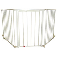 Regalo 76-Inch Super Wide Metal Configurable Gate