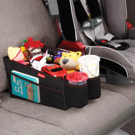 diono dion travel pal car storage with drink holder storage box glove kids mom baby kids