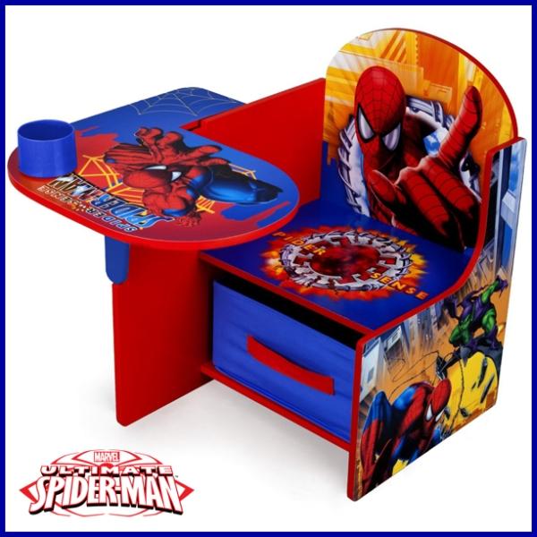 aucroadster Rakuten Global Market Spiderman with storage desk