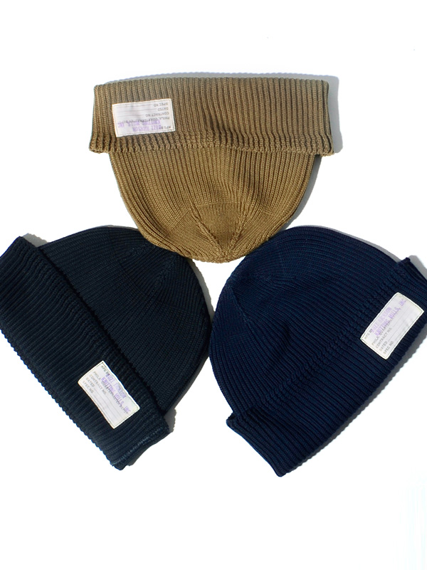 9e5f31e4888 Rickson BUZZ RICKSON S knit watch Cap Hat Oriental Enterprise BR02186