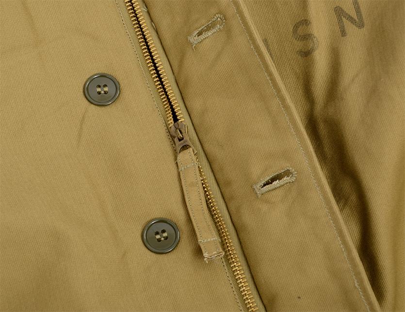 バズリクソンズ N-1 BUZZ RICKSON 'S 갑판 재킷 동양 BR12031