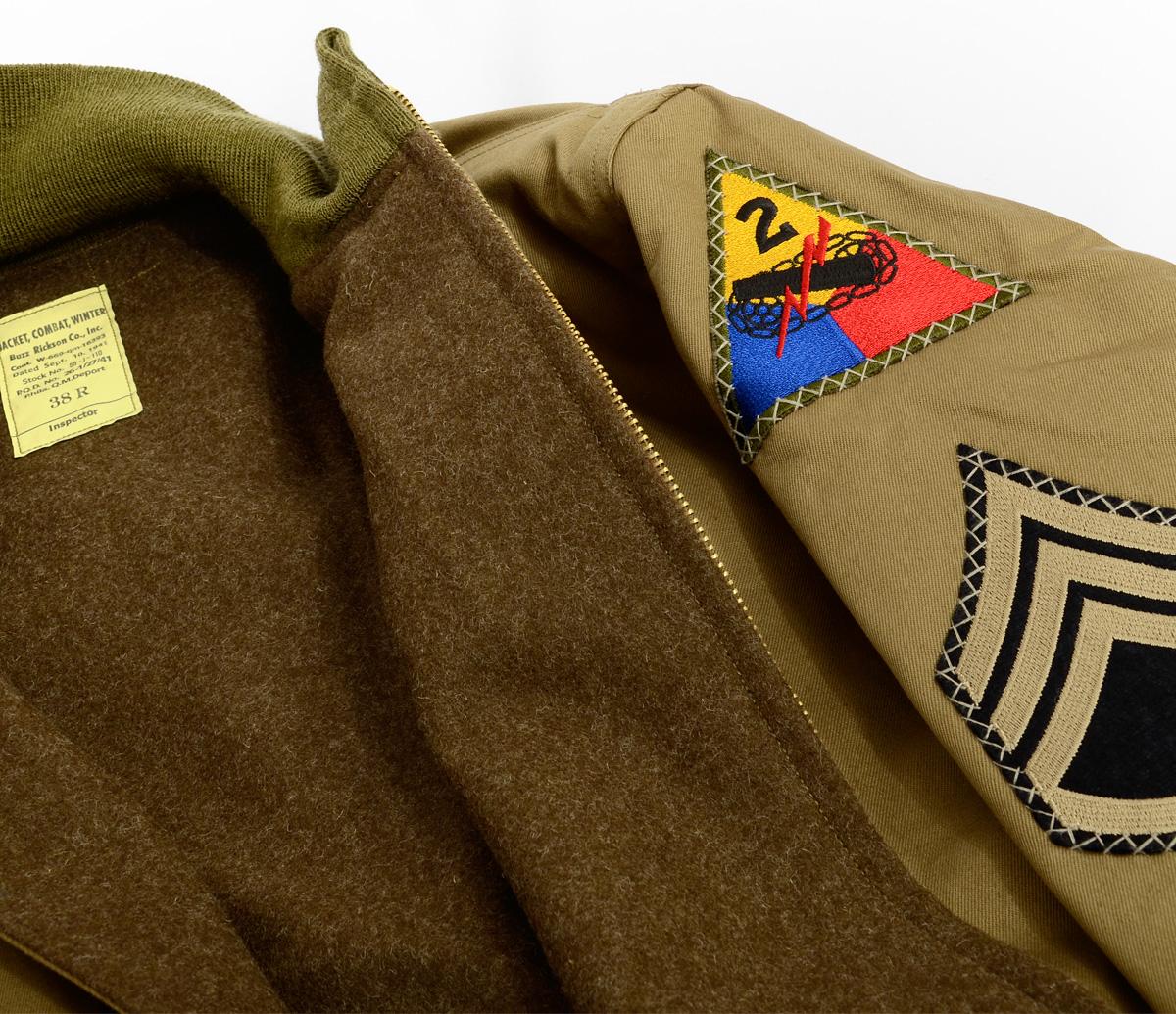 BUZZ RICKSON'S Tankers Jacket BUZZ RICKSON'S BR13113